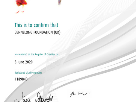 Establishment     of Bennelong Foundation UK