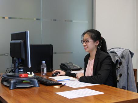 Welcome Kim Thien Vo