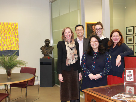 Welcome to The General Sir John Monash Foundation.