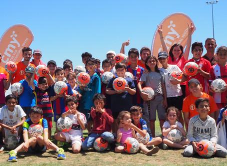 Welcome Soccer Summer Holiday Program