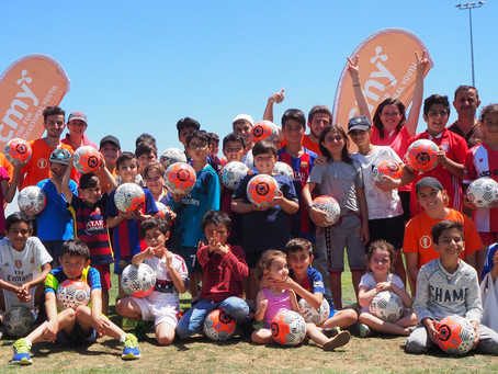 Welcome Soccer Summer Holiday Program