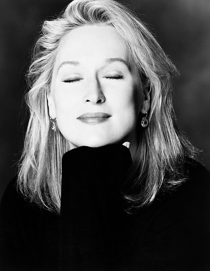 MERYL STREEP, LOS ANGELES (1992)