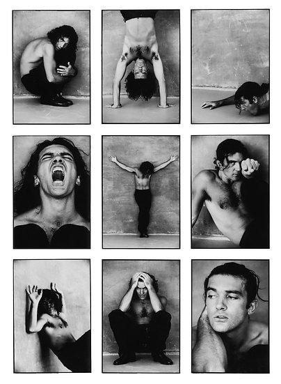 ANTONIO BANDERAS COMP, LOS ANGELES  (1994)