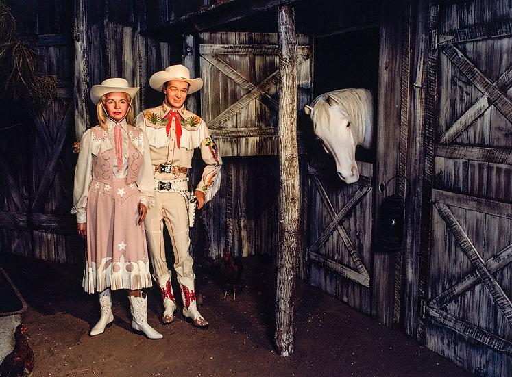 WAX ROY AND DALE, ORLANDO, FLORIDA 1981