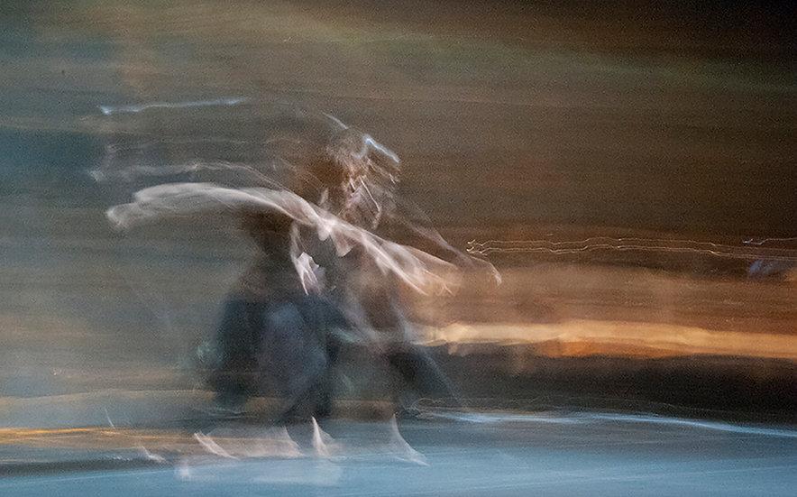 DANCER IN MOTION #2