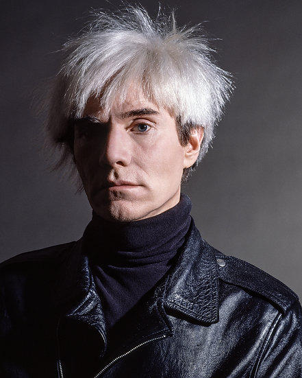 ANDY WARHOL, LOS ANGELES, 1986