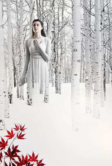 ILLUSTRATION FOR THE WINTER'S TALE