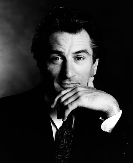 ROBERT DENIRO, NEW YORK (1990)