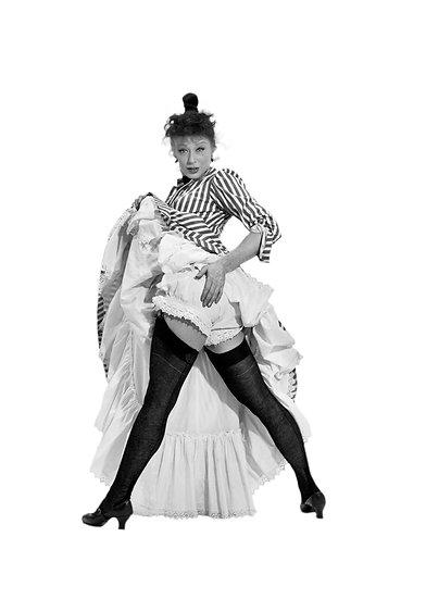 Gwen Verdon, CanCan 1953