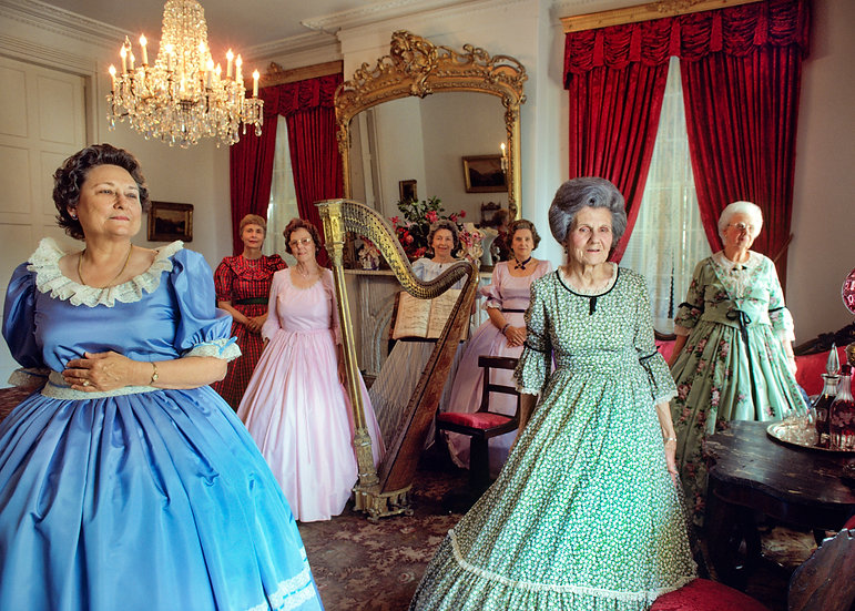DAUGHTERS OF THE CONFEDERACY, NATCHEZ, MS 1983