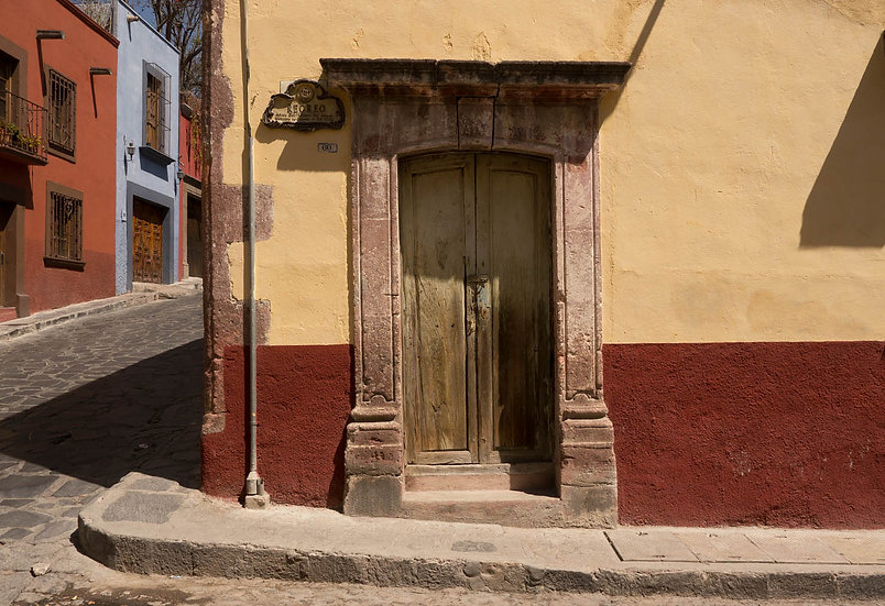 DOORWAY SAN MIGUEL