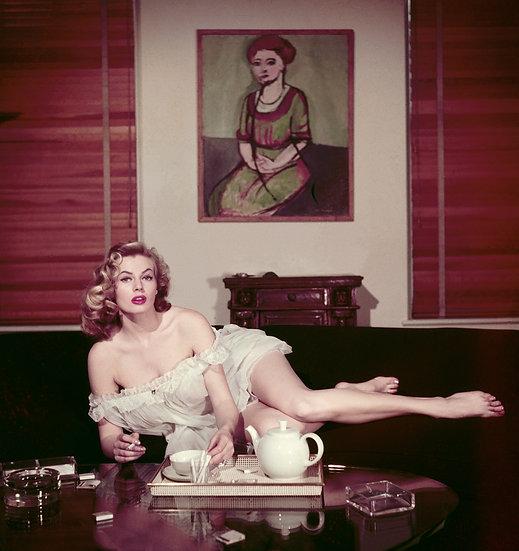 ANITA EKBERG 1954