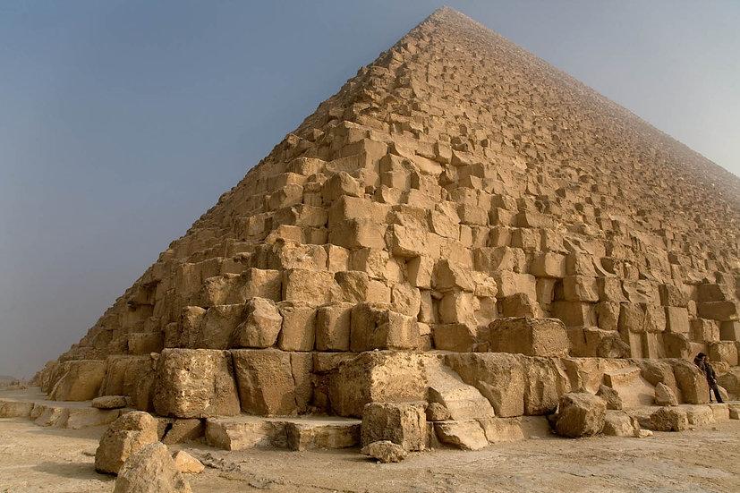 GIZA PYRAMID - EGYPT