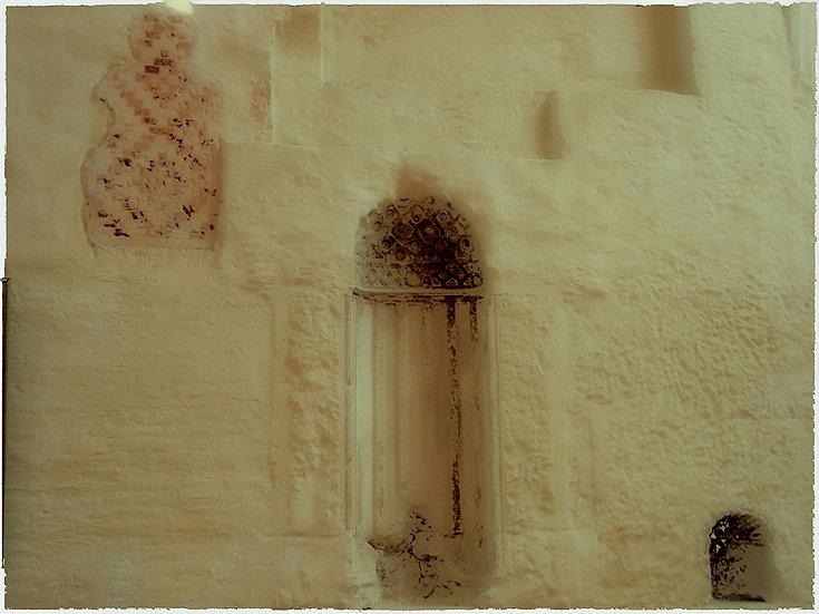 CORDOBA MOSQUE WHITE WALL