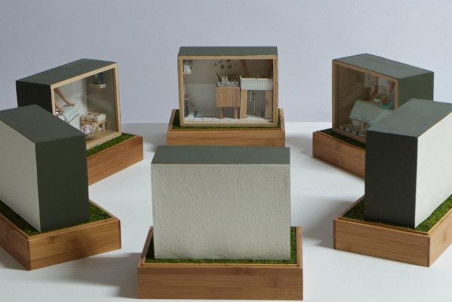 LITTLE BOXES, 2010