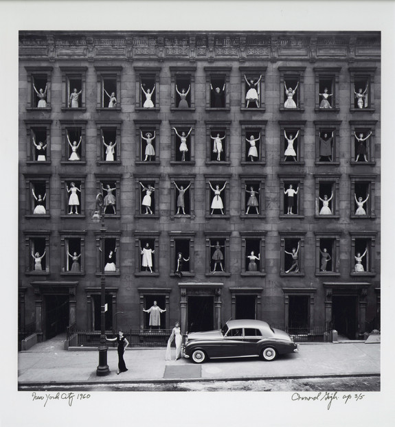 Girls in the Windows 1960 ap 3 of 5 moun