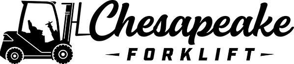 Chesapeake Forklift Logo_Screen_Black.jp