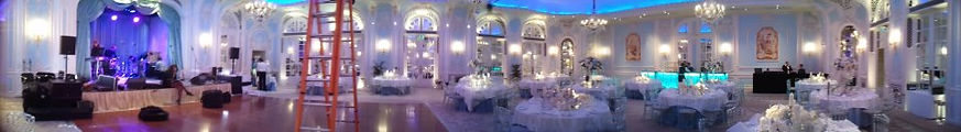 Winter wonderland at The Savoy