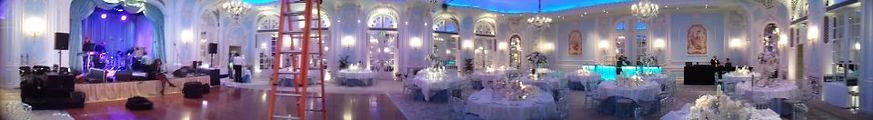 Winter wonderland at The Savoy