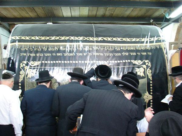 Rachel's tomb [El A'gora] 2011.JPG