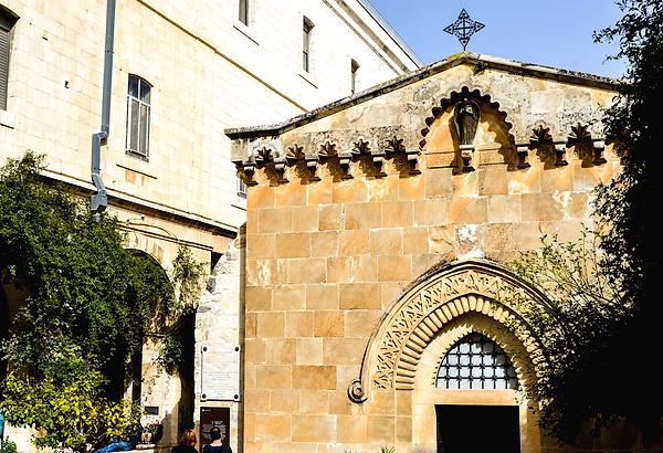 15.98 Monastery of Flagellation 367 [6x4