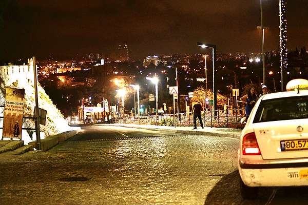 6.20.2 City seen from Jaffa Gate 1324 [6