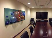 Board Room Mirror, with Toledo Museum of Art Glass Studio Team