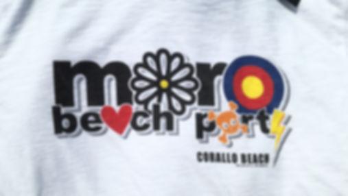 Moro Beach Party - Bagno Corallo Beach -