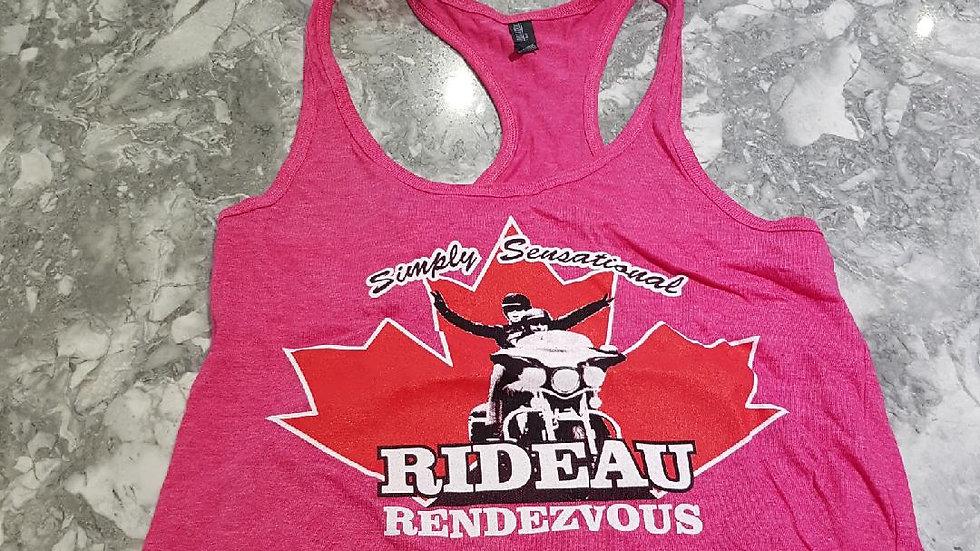 Women's Rideau Rendezvous Pink Tank