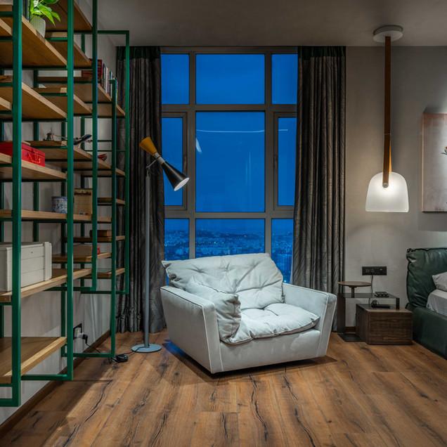 Chilgarage Apartment