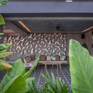 Terrace Pad