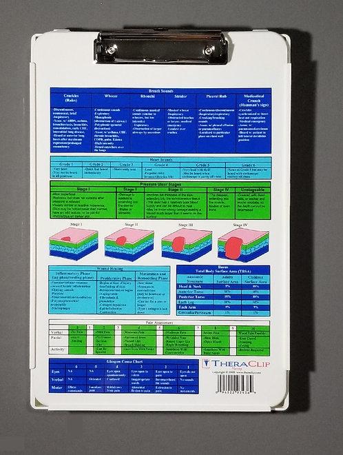 Nursing Storage Clipboard