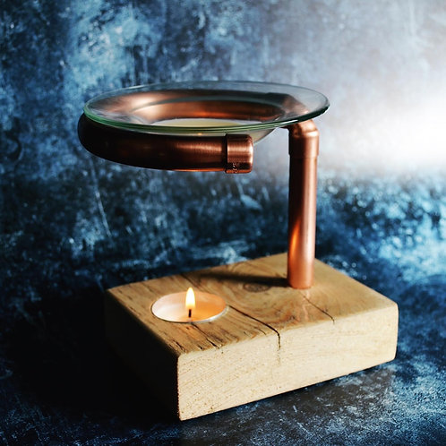 Copper Wax Melt Burner