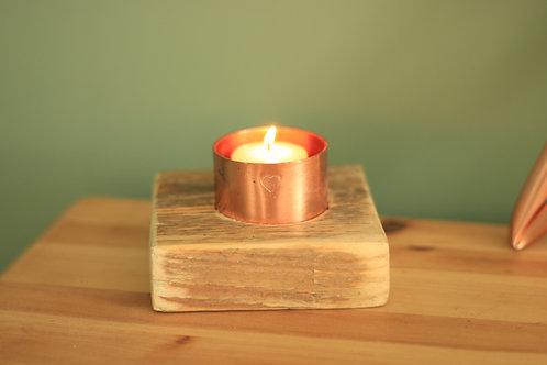 Burning Love Copper Pot