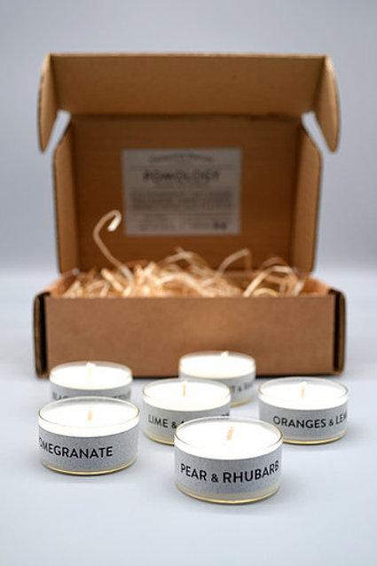 Scented Tea Light Gift Set