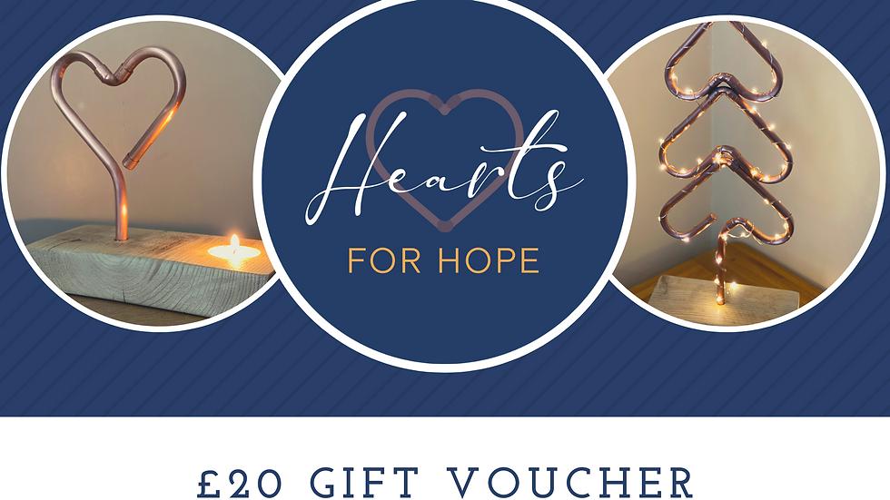 £20.00 Gift Voucher