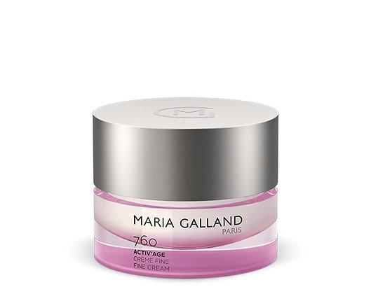 760 Crème Fine Activ'âge - Maria Galland