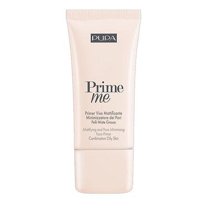 Pupa Prime Me Mattifying and Pore Minimising Face Primer