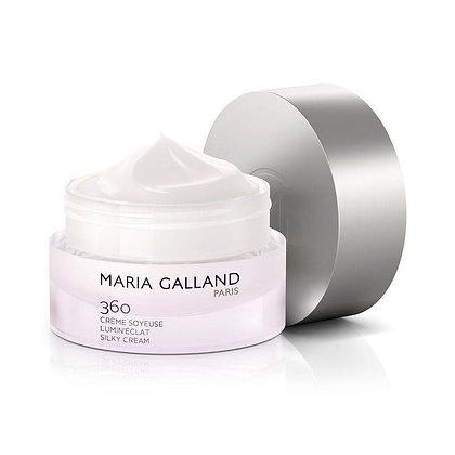 360 Crème Soyeuse Lumin'éclat - Maria Galland
