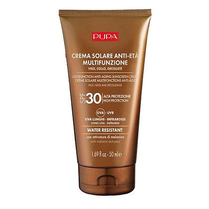 Pupa Multifunction Anti-Aging Face Sunscreen