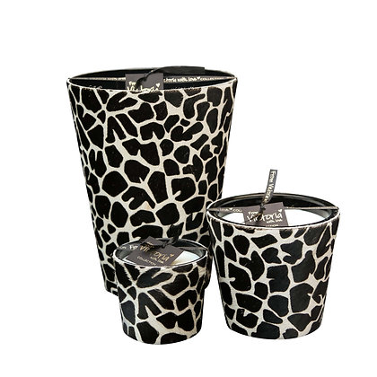 Victoria With Love Candles - Giraffe