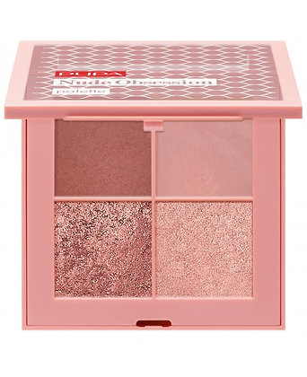 Limited Edition - Pupa Nude Obsession Eyeshadow Palette