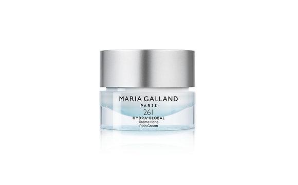 261 Crème Riche Hydra' Global - Maria Galland