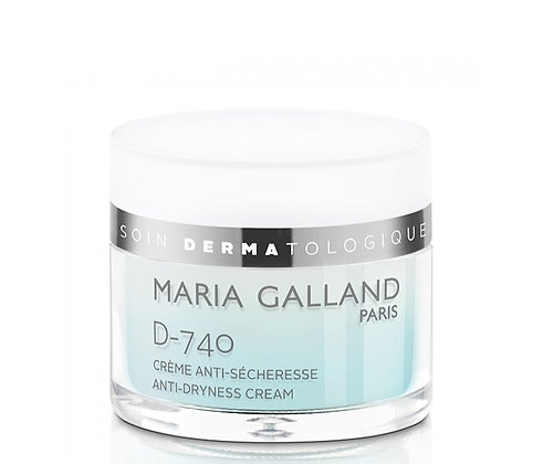 D-740 Crème Anti-Sécheresse - Maria Galland