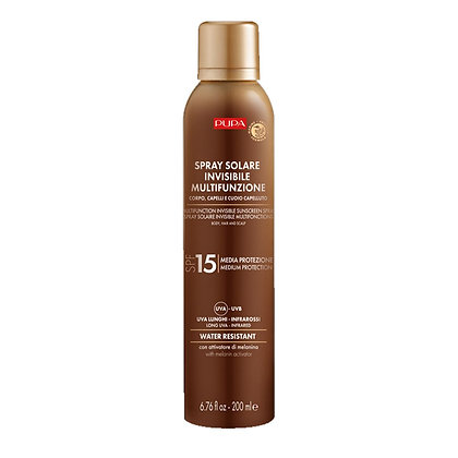 Pupa Multifunction Invisible Sunscreen Spray
