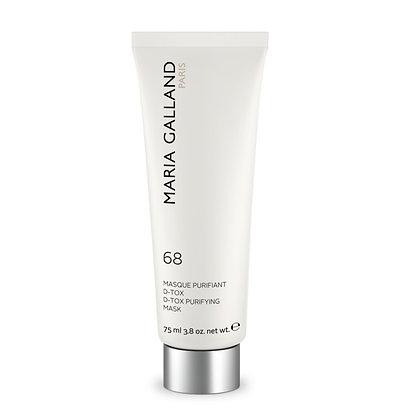 68 Masque Purifiant D-tox - Maria Galland