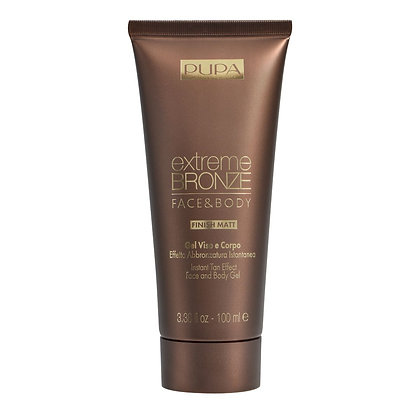 Pupa Extreme Bronze Face & Body