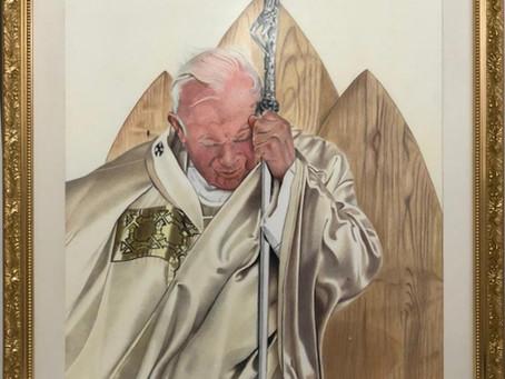 Papa João Paulo II - de Caroline Guillen