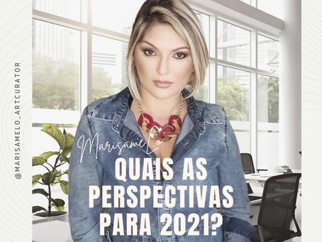 Quais as perspectivas para 2021?