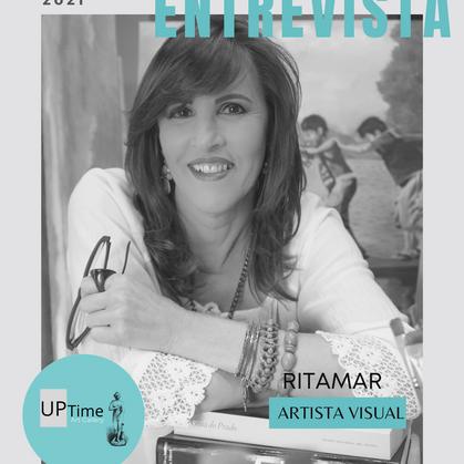 Entrevista com a artista visual Ritamar Francescatto